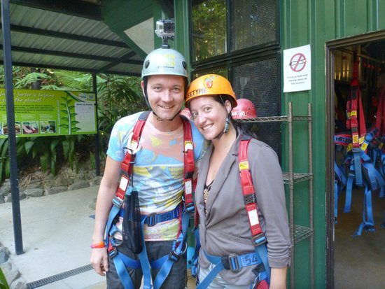 Jungle Surfing Canopy Tours: 4