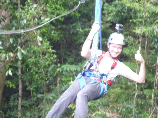 Jungle Surfing Canopy Tours: 6