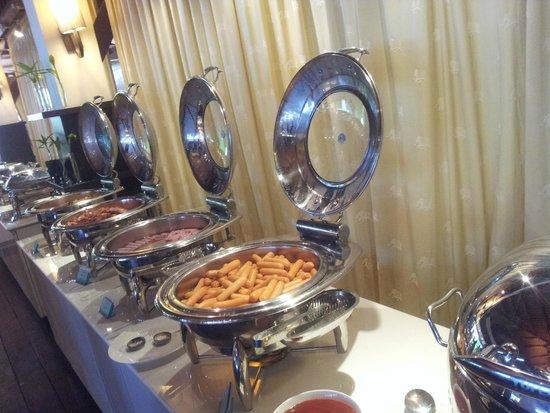 Kacha Resort & Spa, Koh Chang : อาหารเช้าบางส่วน
