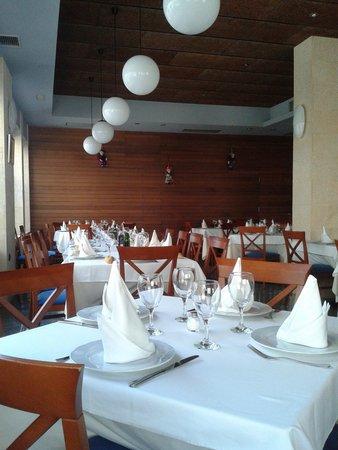 Restaurante Arrocería Pueblo Salado: Interior del local