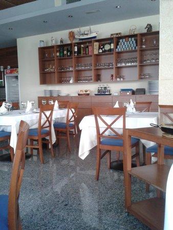Restaurante Arrocería Pueblo Salado: Interior del local II