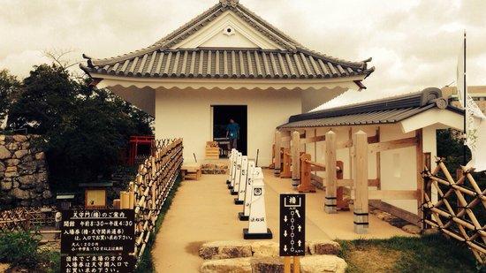 『 Hamamatsu Castle 』      出世城