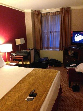 The Roosevelt Hotel: Room