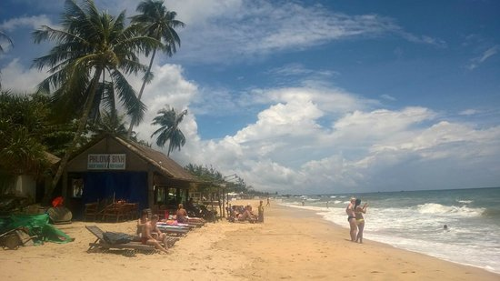 The Restaurant Picture Of Phu Quoc Kim Bungalows On