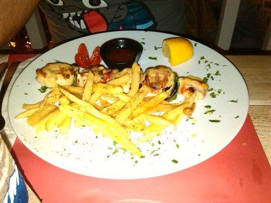 Argo Restaurant: Souvlaki