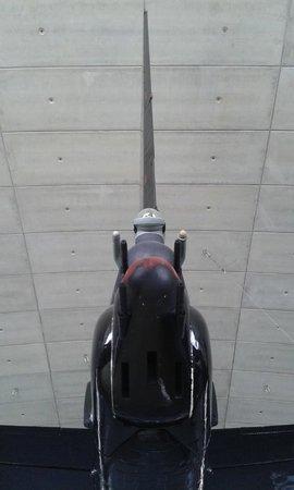 Imperial War Museum: B-52 tailguns