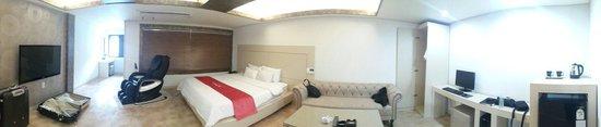 Hotel W Shinjeju: Rm 506
