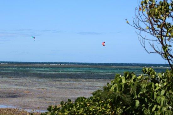 Le Meridien Noumea: Waves and Wind