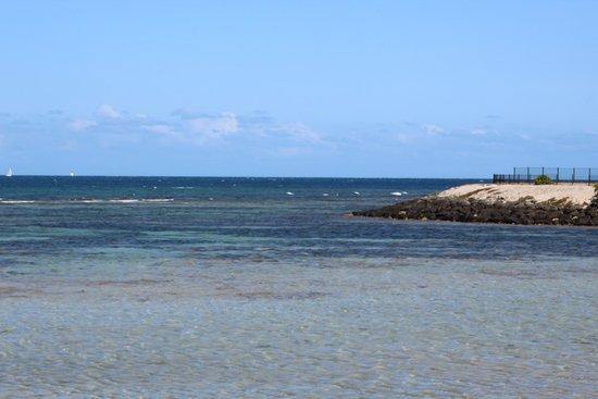 Le Meridien Noumea: Pacific Ocean