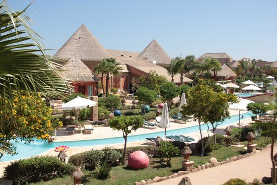 Laguna Vista Garden Resort : Вид с балкона