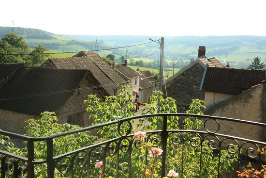 Le Verger sous les Vignes : Great views