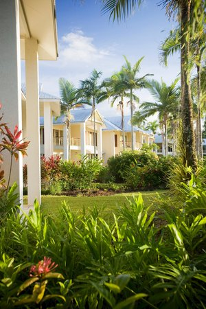 Paradise Links Resort Port Douglas: A tropical oasis