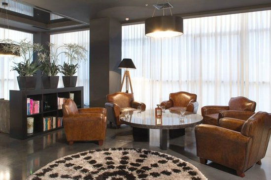 Leonardo Boutique Hotel Tel Aviv: buisness center