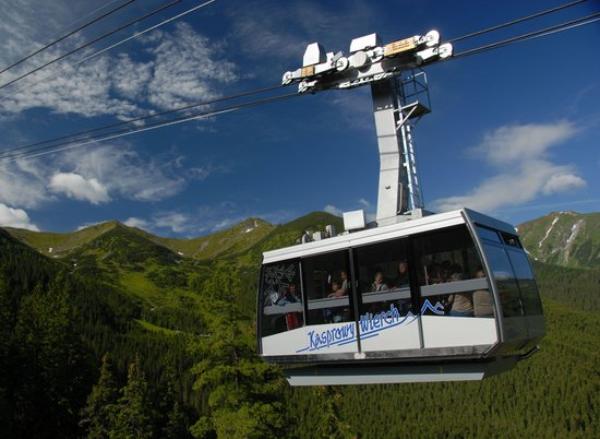 Kasprowy Wierch Cable Car
