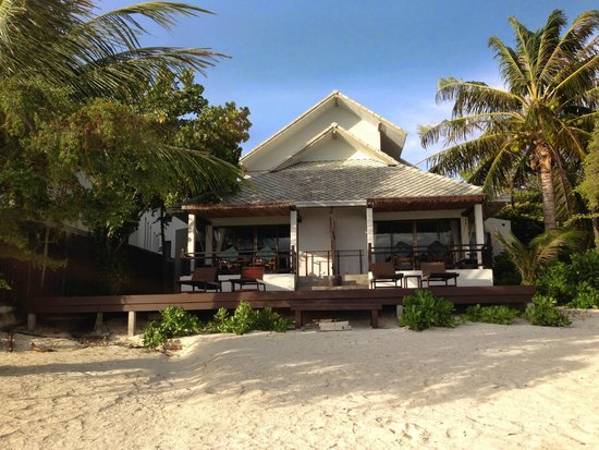 Sarikantang Resort & Spa: the beach front suit