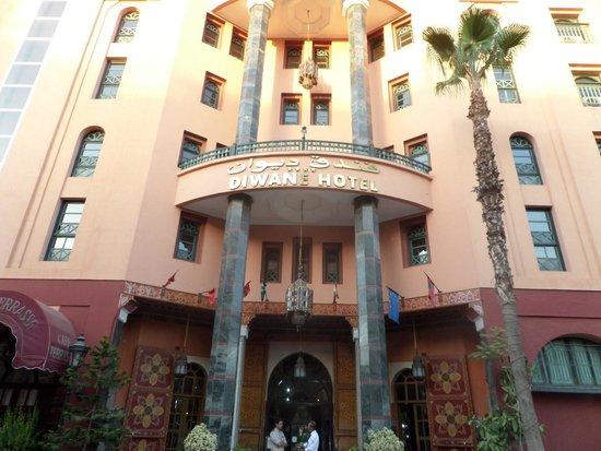 Diwane Hotel : Diwane