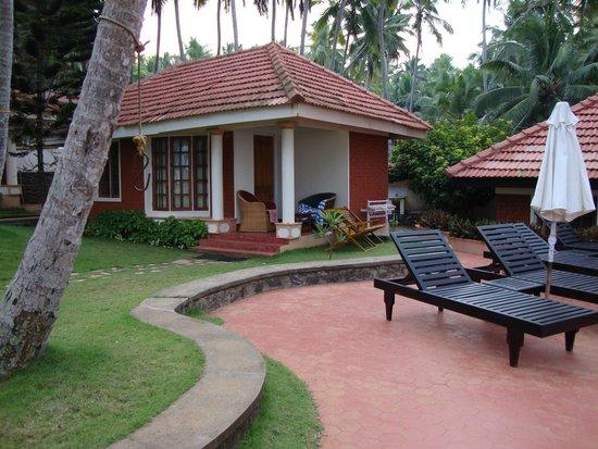 Coconut Bay Beach Resort: Eines der Bungalow