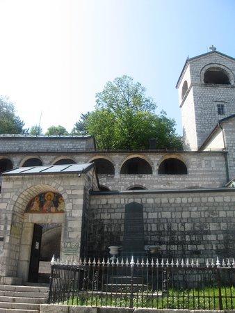 The Monastery of Saint Peter (Sveti Petar Cetinjski) : St Peter Monastery