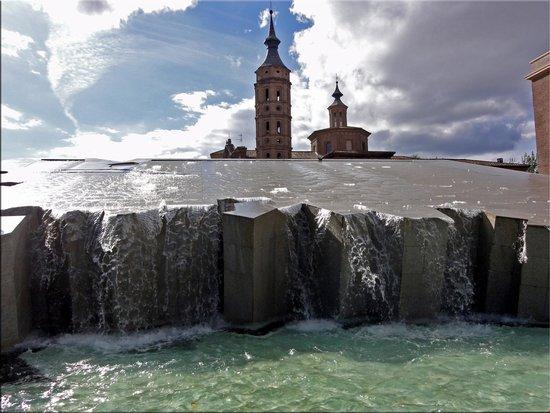 Fuente de la Hispanidad: Виды фонтана2