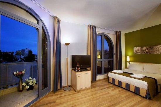 Leonardo Hotel Jerusalem: suite