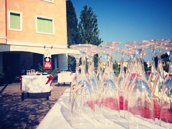San Vendemiano, Włochy: Rinfresco