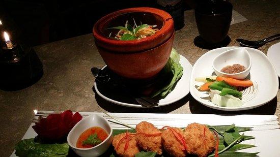 Anantara Layan PhuketResort : Mouth Watering Thai Food