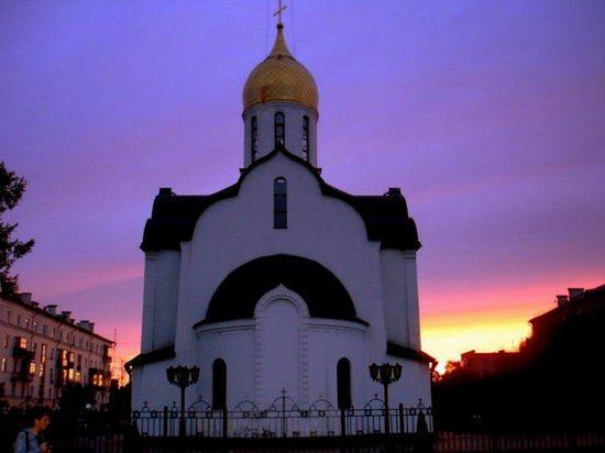 Alexander Nevskiy Cathedral in Balashikha