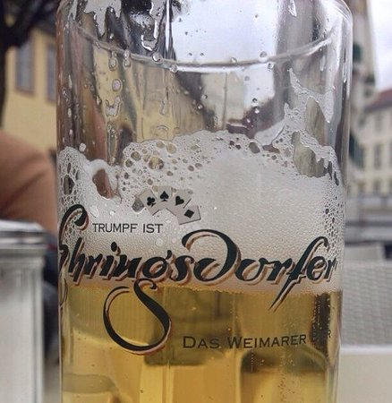 Gasthaus Zum weißen Schwan: Beer