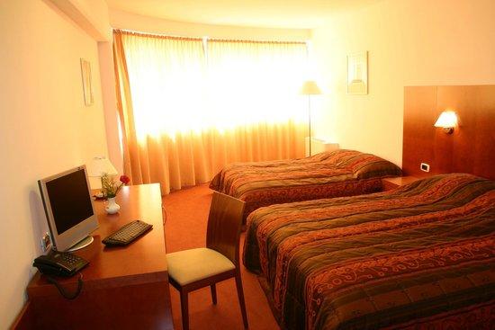 Hotel Krek: Family/Quadruple Room