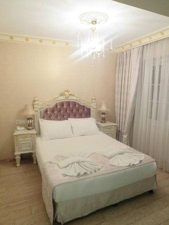Karakoy Port Hotel: Bedroom