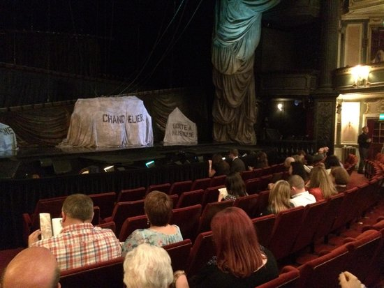 Phantom of The Opera London: Before the show