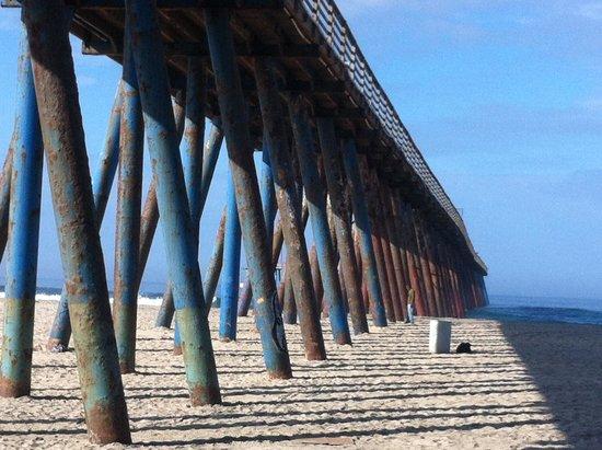 Rosarito Beach Hotel: The Pier