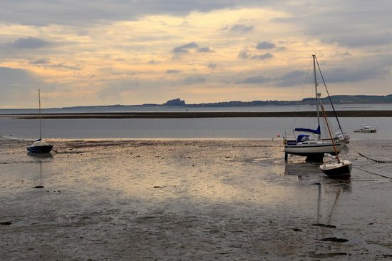 Fairfield Guesthouse: Holy Island harbour