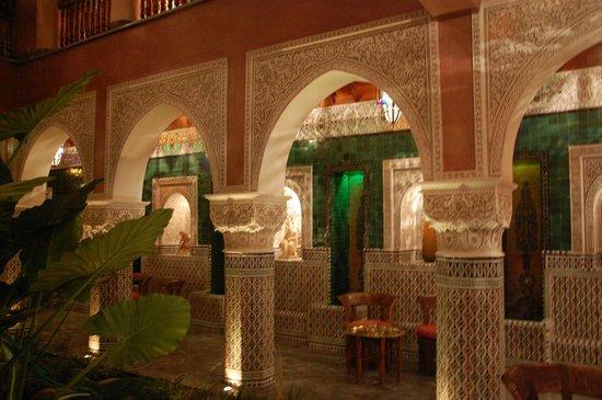 La Sultana Marrakech: Zonas Comunes