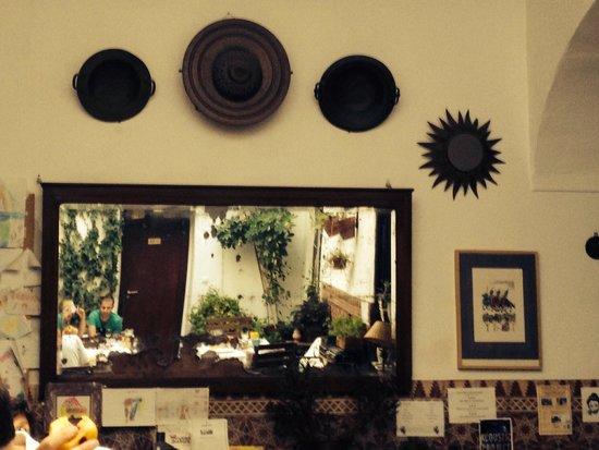 Hostel El Antiguo Convento: Desayuno