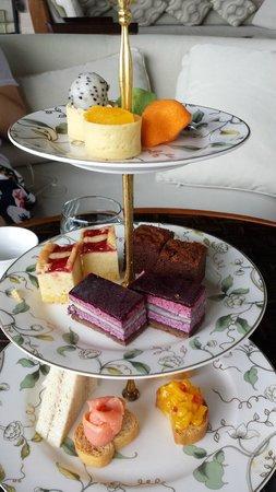 Haitang Bay Gloria Resort Sanya: 下午茶