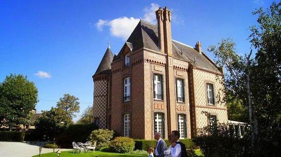 Le Clos - Relais et Châteaux : L'hôtel