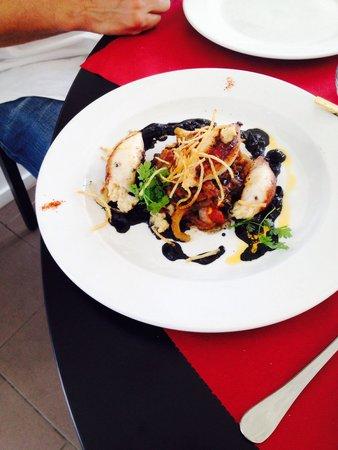 Restaurant JOANTO : Délicieux!