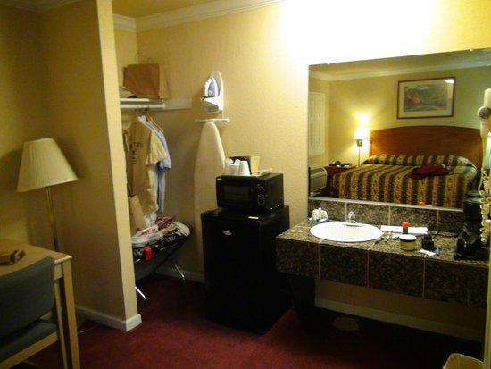 Hotel Stratford: в номере