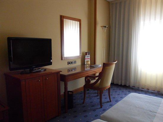 Tryp Coruna Hotel: escritorio