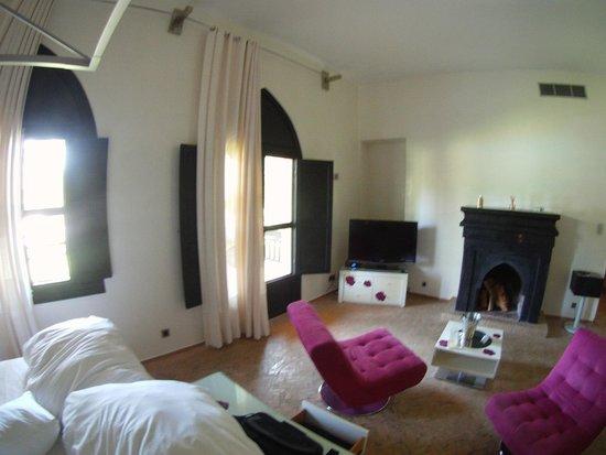 Murano Resort Marrakech : La chambre M