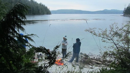Spirit of the West Adventures: Johnstone Strait