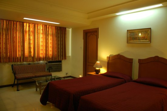 Park Palace Hotel: Deluxe Room