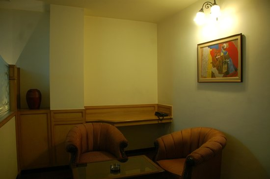Park Palace Hotel: Deluxe Suite