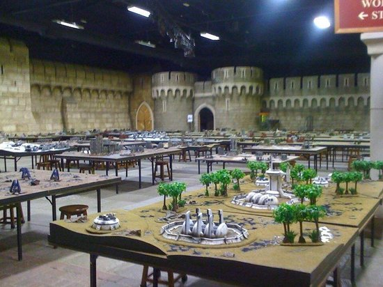 Games Workshop Warhammer World