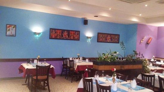 Atithi gilsdorf 15 rue clairefontaine restaurant avis num ro de t l phone photos - Restaurant rue des bains luxembourg ...