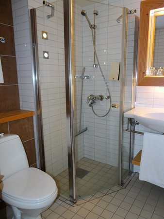 Original Sokos Hotel Lappee: baño