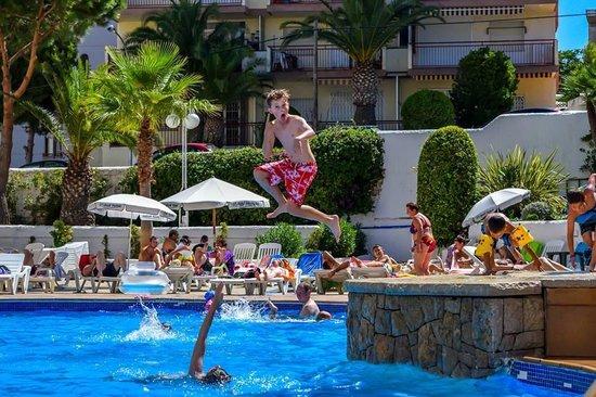 Hotel Best San Diego: Pool