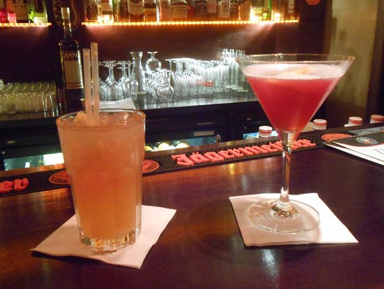 Manzana: Enjoyable cocktails