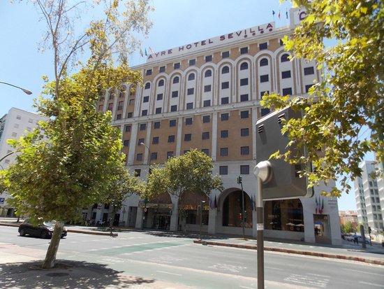 Ayre Hotel Sevilla: El hotel